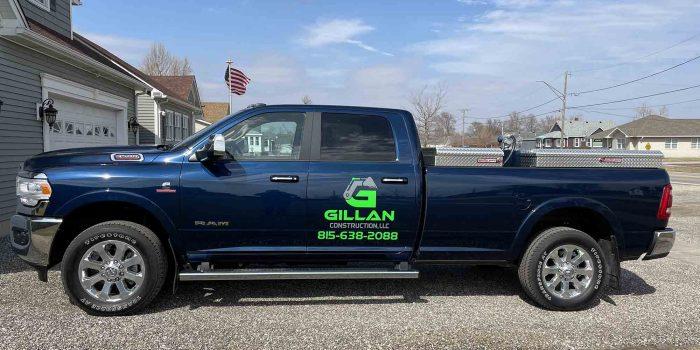 Gillan Construction LLC septic services, fiber glass pools (1)